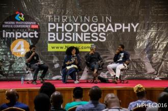 panel of speakers at niphec 2016