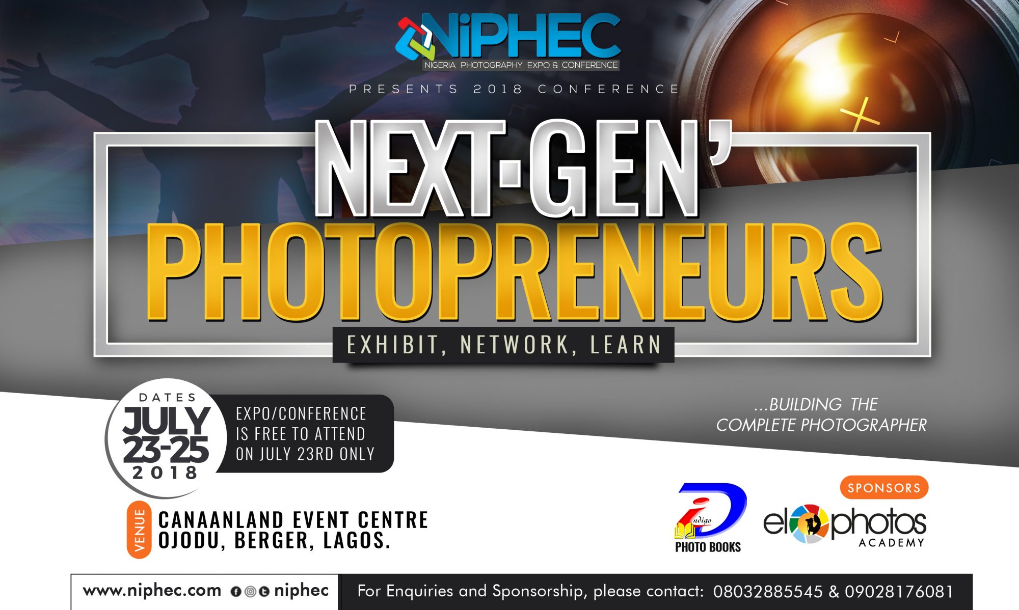 Nigeria Photography Expo & Conference 2018